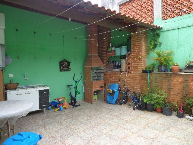 Casa / Sobrado à Venda - Jardim Leonor