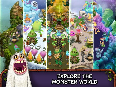 My Singing Monsters APK screenshot thumbnail 11