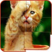 Free Download Funny Cats Puzzle APK for Samsung