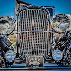 Classic Grill by Ron Meyers - Transportation Automobiles