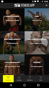 Shaun T Fitness Fitness app screenshot for Android