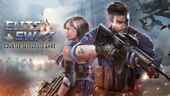 Elite SWAT - counter terrorist game for pc