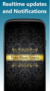 Pune Music Events - screenshot