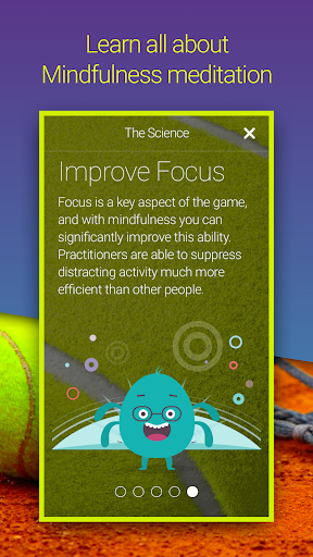 Welzen Tennis Meditations - screenshot