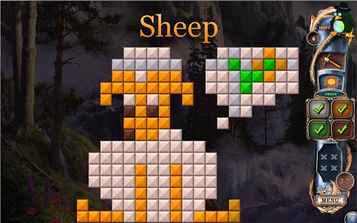 Fantasy Mosaics 15 - screenshot
