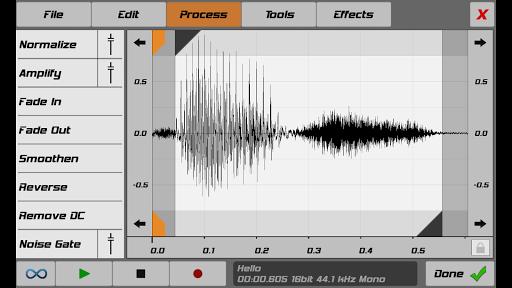 Caustic Editor for VolcaSample screenshot 2