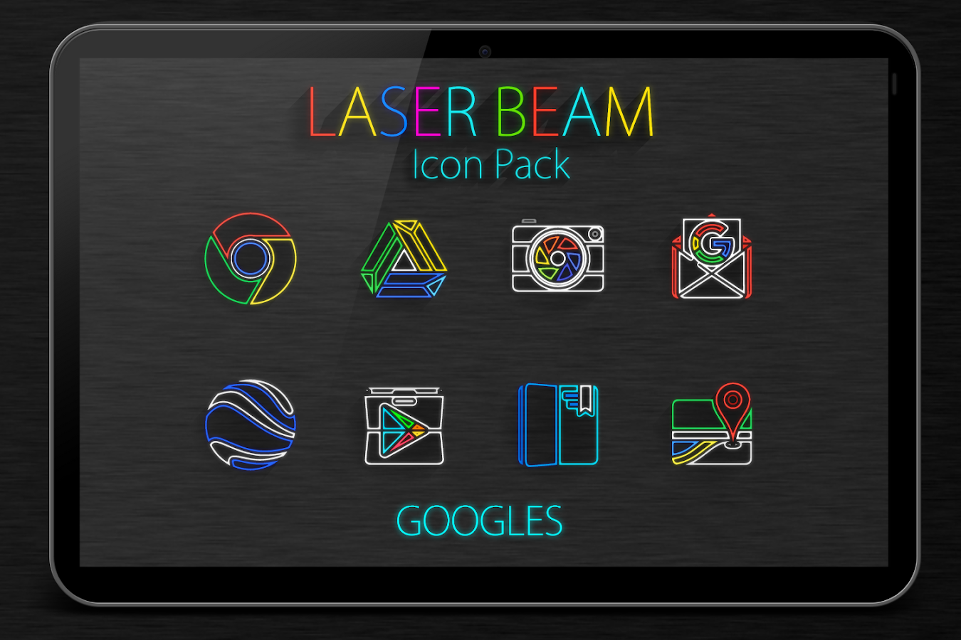 Laser Beam Icon Pack Screenshot 6
