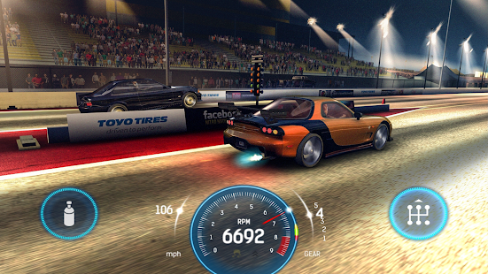 Nitro Nation Online Screenshot