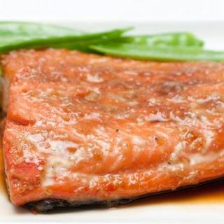Low Fat Maple Glazed Salmon Recipes