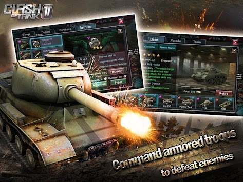 Clash Of Tank APK screenshot thumbnail 10