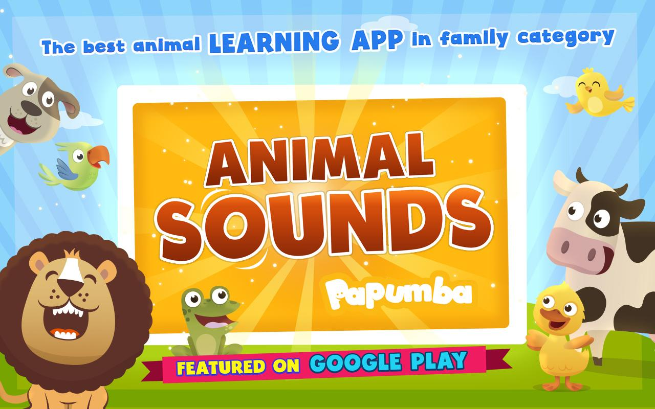 Animal Sounds Screenshot 12