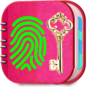 My Personal Diary with Fingerprint & Lock For PC / Windows 7/8/10 / Mac – Free Download