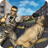 Game Gangster Street Fighting: Kung Fu Revolution 2018 APK for Kindle