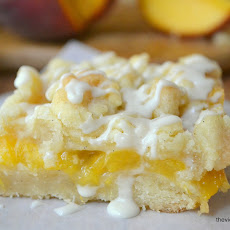 Jack Daniel?s Peach Pie Bars