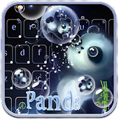 Bubble panda Keyboard Theme APK for Ubuntu