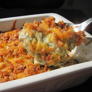 Green Bean Casserole With Cheese Recipes