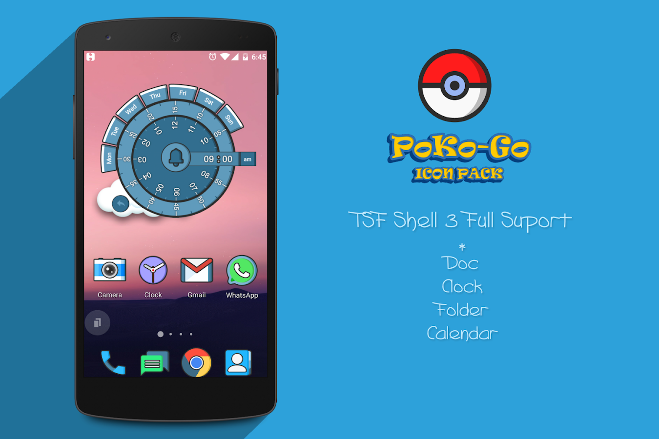 PokoGo Icon Pack Screenshot 5