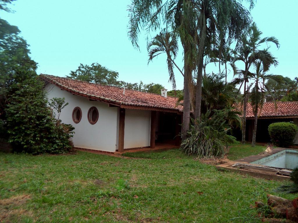Casa 5 Dorm, Cidade Universitária, Campinas (CA1218)