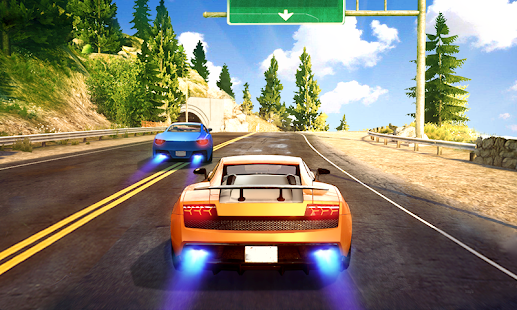 Game Street Racing 3D apk for kindle fire