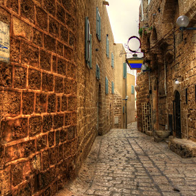 Old Jaffa  Tel-Aviv by Mark Miguel - Buildings & Architecture Public & Historical