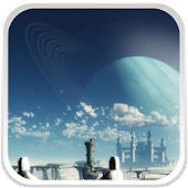 Alien Worlds Live Wallpaper HD APK for iPhone