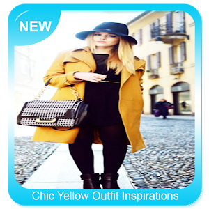 Chic Yellow Outfit Inspirations for PC-Windows 7,8,10 and Mac