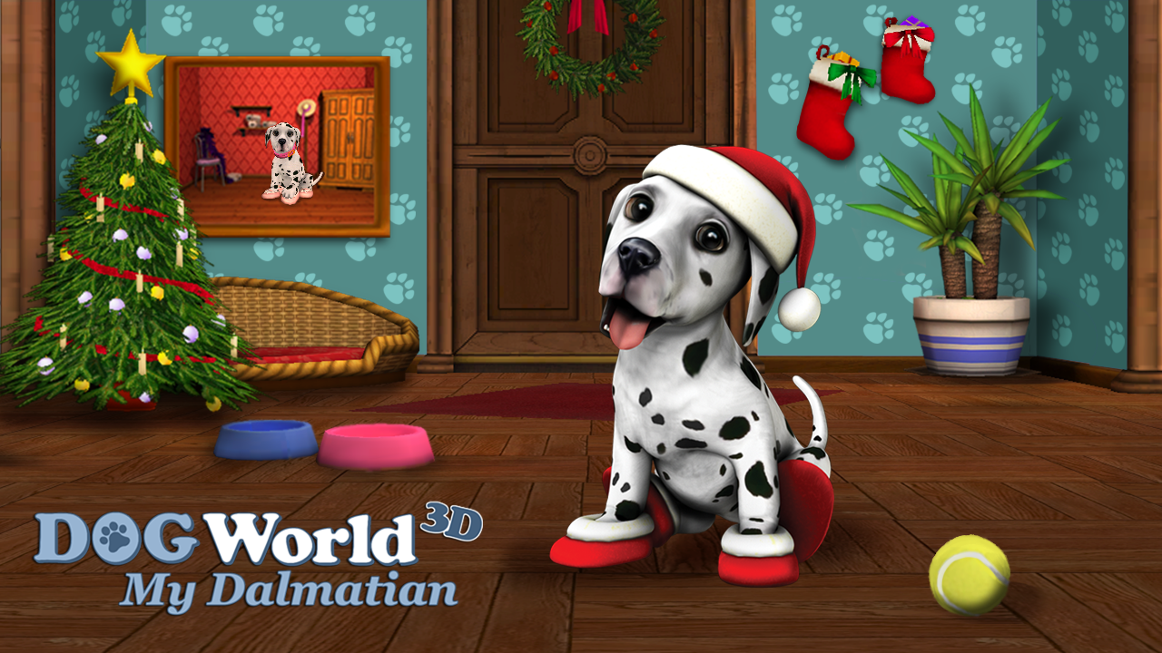 Christmas with DogWorld (Unreleased) Screenshot 0