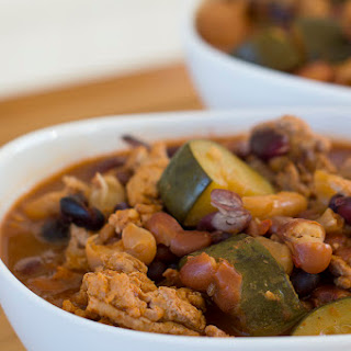 Hearty Crock Pot Chili