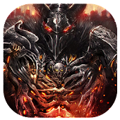 App dark knight devil theme APK for Kindle