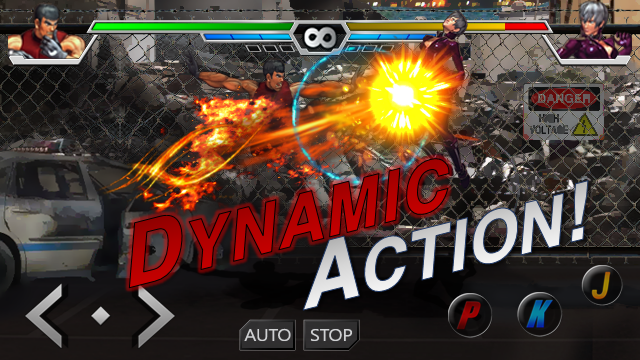 Infinite Fighter-fighting game Screenshot 4