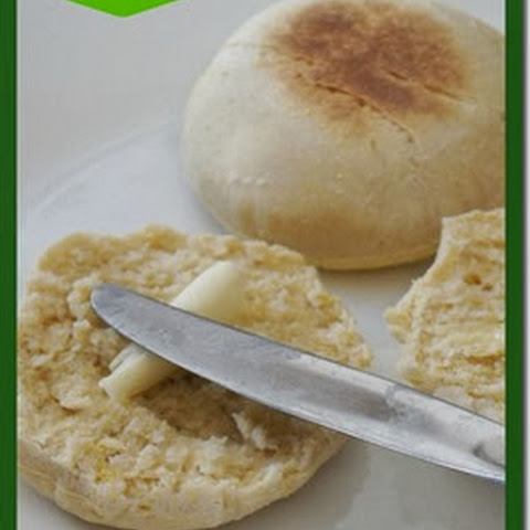Bread Machine English Muffin