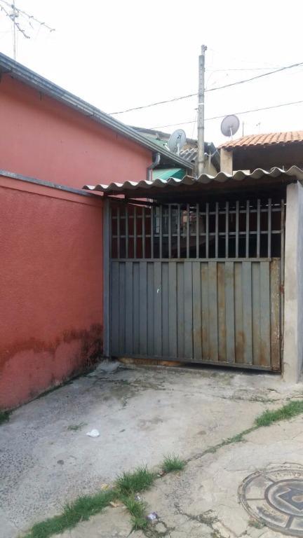 Casa residencial à venda, Jardim Ibirapuera, Campinas.