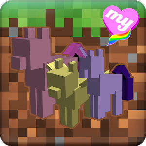 Крафт Mods Mine Little Pony