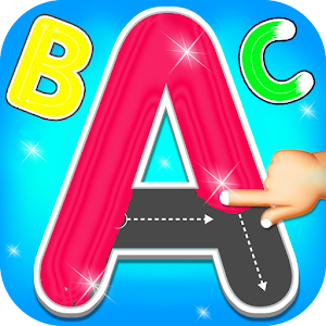 ABC Alphabet - Letter Tracing & Learning Colors For PC / Windows 7/8/10 / Mac – Free Download