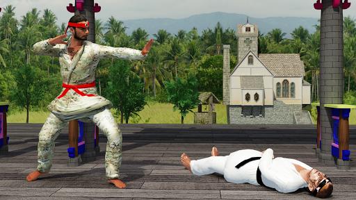 Karate Fighting Kung Fu Tiger screenshot 2