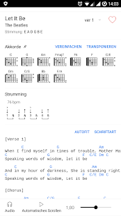 Ultimate Guitar Tabs & Chords Screenshot