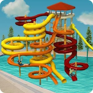 Water Slide Sliding Water Games For PC