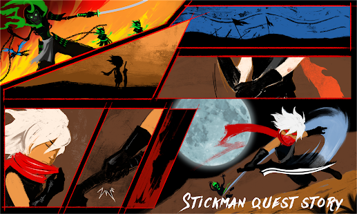 Stickman Quest- screenshot thumbnail