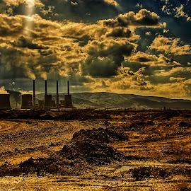 by Stelios Nikou - Landscapes Cloud Formations