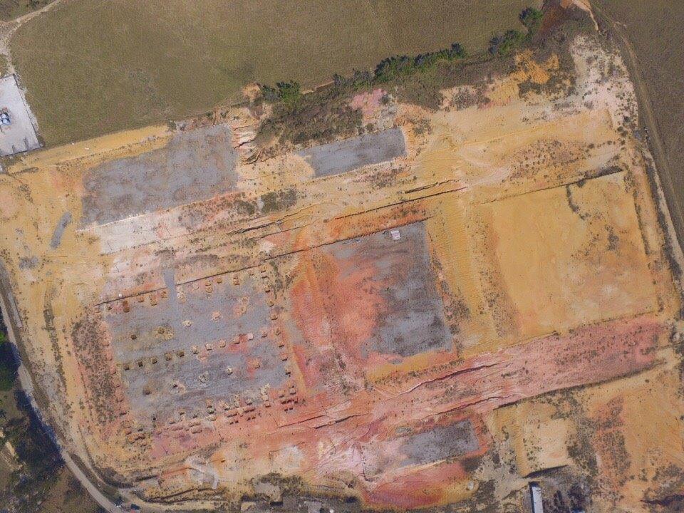 TERRENO PARA GALPÕES DE LOGÍSTICA / BTS - ITATIAIA/RJ - 191.664 m2 plano com benfeitorias.