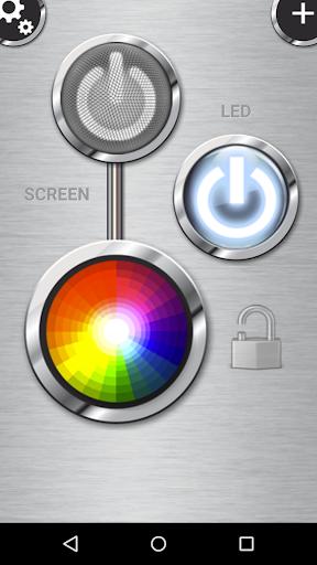 Flashlight HD LED screenshot 1