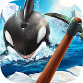 Free Download Winter Survival On Raft 3D APK for Samsung