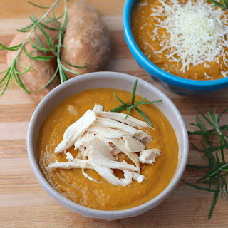 Sweet Potato Bisque Soup Recipes