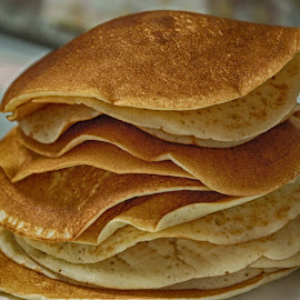 Pancakes by Abdul Samson - Food & Drink Cooking & Baking ( pancakes, homemade )