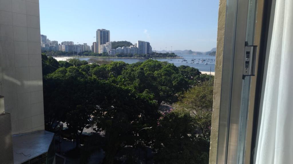 Apartamento residencial à venda, Botafogo, Rio de Janeiro - AP2448.