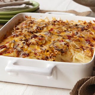 Scalloped Potatoes With Cream Cheese Recipes