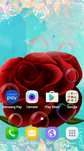 Instant Love Rose Wallpaper - screenshot