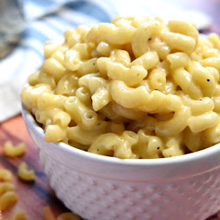 Homemade One-Pot Macaroni & Cheese