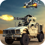 Army Machine Gun Camp War 3D 1.0 Apk