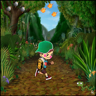 The Jungle Adventure - screenshot